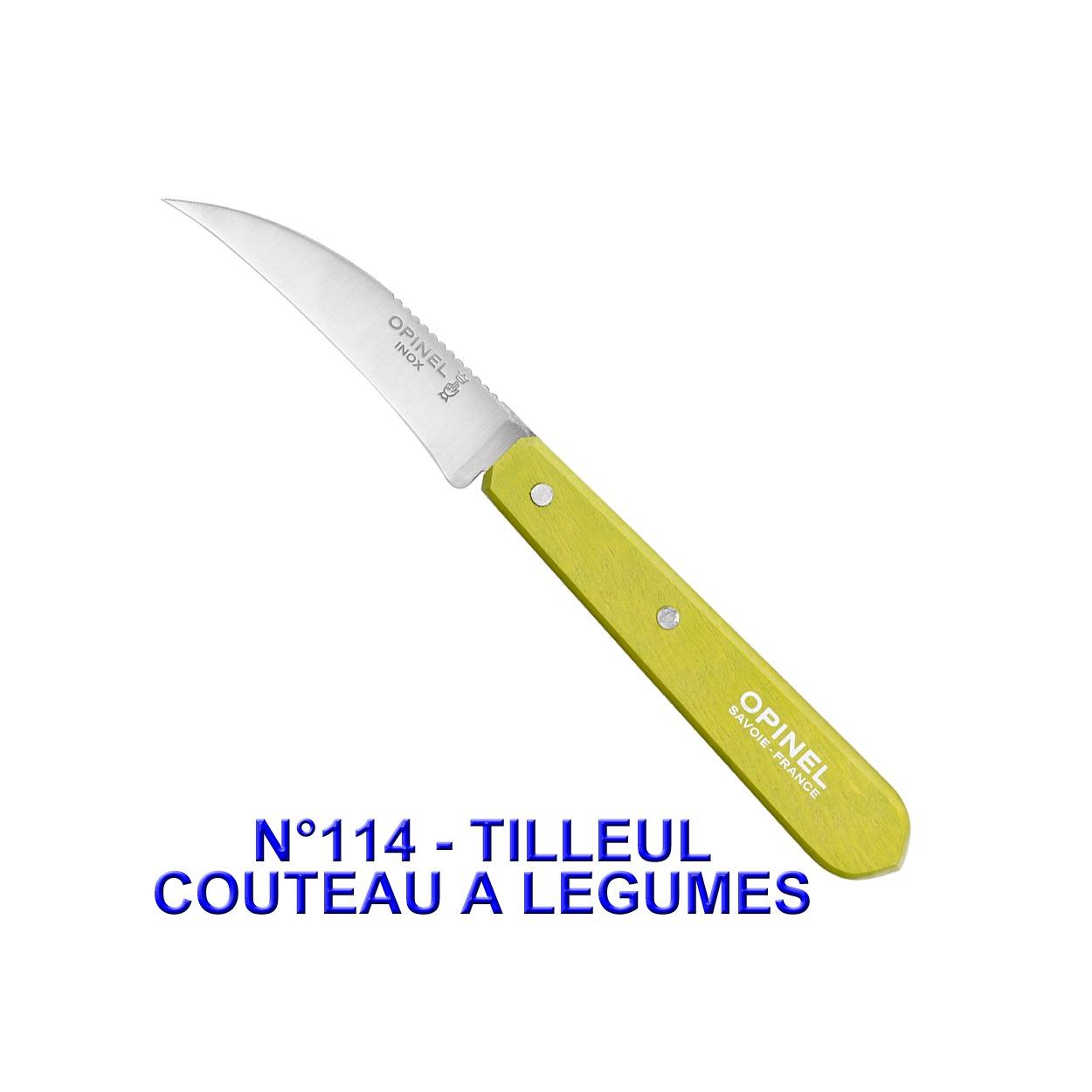 opinel coffret 4 couteaux essentiels cuisinier n112 115. Black Bedroom Furniture Sets. Home Design Ideas