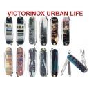 COUTEAU SUISSE VICTORINOX URBAN LIFE CLASSIC SERIE LIMITEE MODELE AU CHOIX