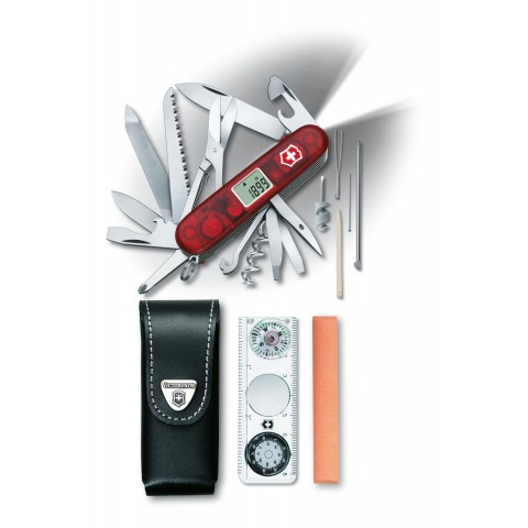 VICTORINOX EXPEDITION KIT 41 OUTILS 1.8741.AVT