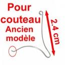 RESSORT DE CISEAUX POUR VICTORINOX ANCIEN MODELE A.3757