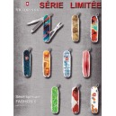 VICTORINOX FASHION 6 EDITION LIMITEE 7 OUTILS