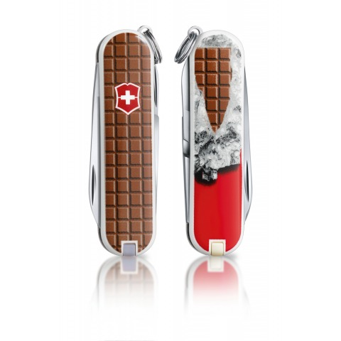 OFFRE d'achat Victorinox Promotionnelle Couteau-suisse-victorinox-classic-sd-chocolate-7-outils