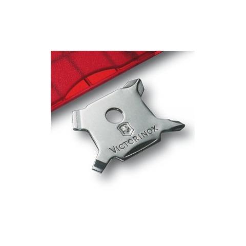 VICTORINOX TOURNEVIS QUATTRO POUR SWISSCARD LITE / NAILCARE OU PORTE CLE /A.7235
