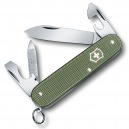 VICTORINOX CADET ALOX VERT OLIVE LIMITED EDITION 2017 COUTEAU SUISSE 0.2601.L17