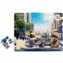 SMALLFOOT DESIGN - PUZZLE BOIS 100 PIECES - SHAUN LE MOUTON ABBEY ROAD / 2739