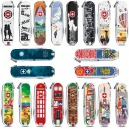 VICTORINOX COUTEAU SUISSE CLASSIC 2018 EDITION LIMITEE PLACES OF THE WORLD