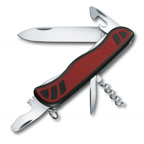VICTORINOX NOMAD 9 OUTILS MANCHE BI MATIERE