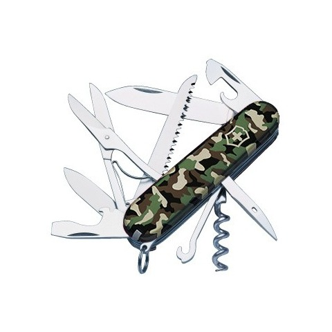 VICTORINOX HUNTSMAN CAMOUFLAGE 15 OUTILS