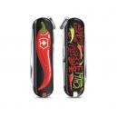 Victorinox - Classic – Édition Limitée 2019 - Chili Peppers | 0.6223.L1904