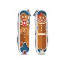 Victorinox - Classic – Édition Limitée2019 - Gingerbread Love | 0.6223.L1909