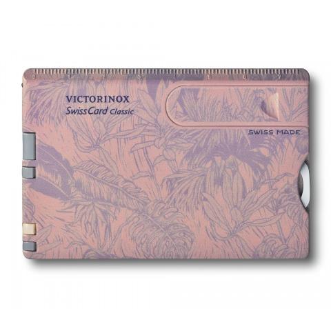 Victorinox - Swisscard Classic - Spring Spirit | 0.7155
