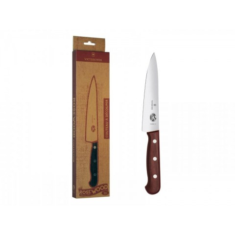 Victorinox - Couteau A Decouper Rosewood Collection | 5.2000.15RC