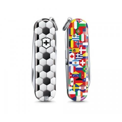 Victorinox - Classic – Édition Limitée2020 - World Of Soccer - 0.6223.L2007