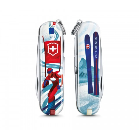 Victorinox - Classic – Édition Limitée2020 - Ski Race - 0.6223.L2008