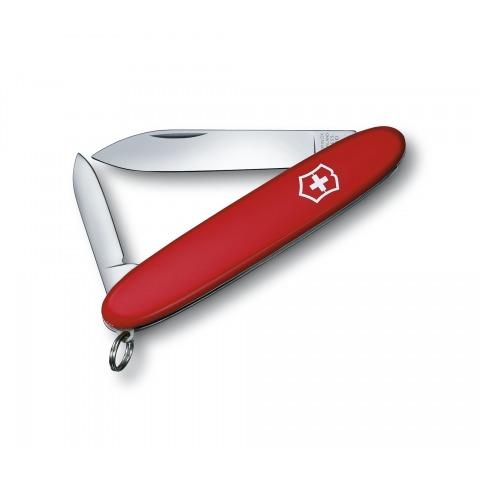 Victorinox - Couteau Suisse Excelsior Rouge 2 Lames Anneau - 0.6901